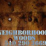 Neighborhood Woods