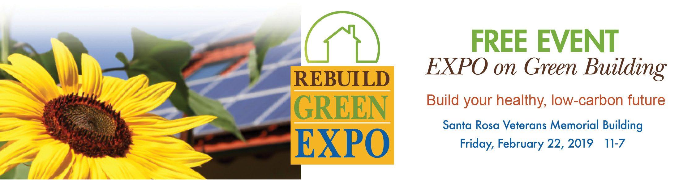 Rebuild Green Expo
